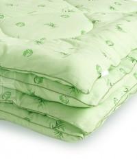 """Одеяло """"Бамбук"""" 200х220 бамбуковое волокно теплое Легкие сны"""