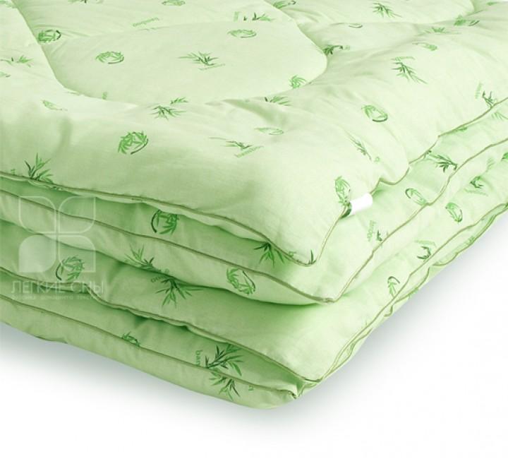 """Одеяло """"Бамбук"""" 110х140 бамбуковое волокно теплое Легкие сны"""
