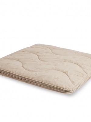 """Одеяло """"Полли"""" 140х205 овечья шерсть легкое Легкие сны"""