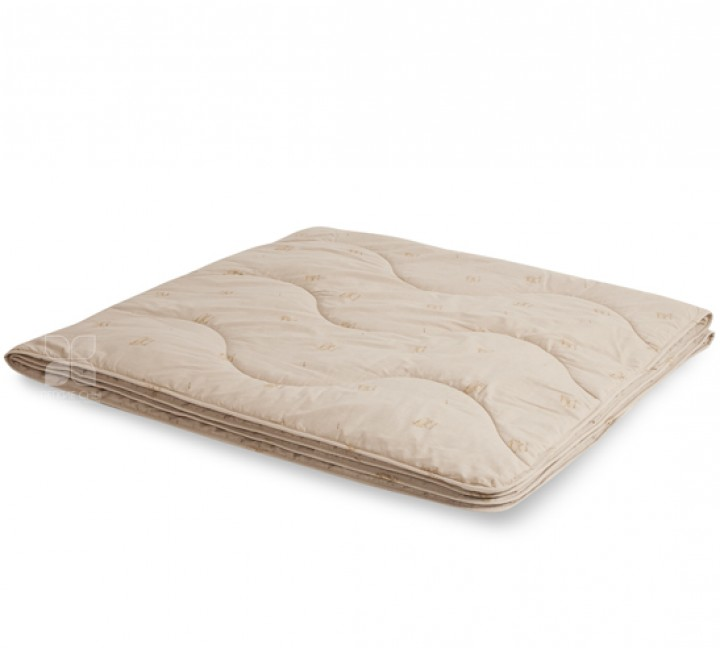 """Одеяло """"Полли"""" 110х140 овечья шерсть легкое Легкие сны"""
