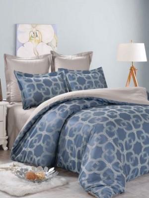JC-66 Комплект постельного белья Сатин-жаккард (1,5 спальный)