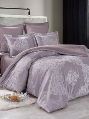 JC-65 Комплект постельного белья Сатин-жаккард (1,5 спальный)