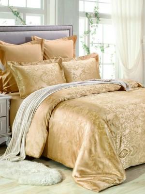 JC-127 Комплект постельного белья Сатин-жаккард (1,5 спальный)