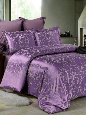 JC-39 Комплект постельного белья Сатин-жаккард (1,5 спальный)