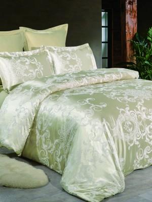 JC-48 Комплект постельного белья Сатин-жаккард (Семейный размер)