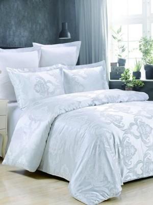 JC-42 Комплект постельного белья Сатин-жаккард (1,5 спальный)
