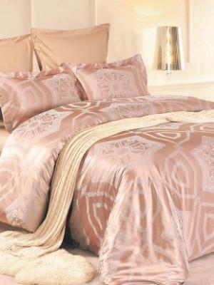 JC-60 Комплект постельного белья Сатин-жаккард (Семейный размер)