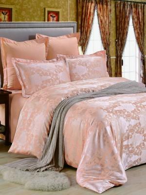 JC-122 Комплект постельного белья Сатин-жаккард (1,5 спальный)