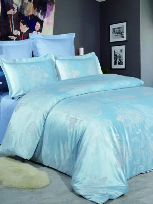 JC-55 Комплект постельного белья Сатин-жаккард (1,5 спальный)