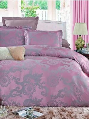 JC-25 Комплект постельного белья Сатин-жаккард (1,5 спальный)