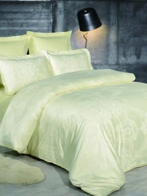 JC-45 Комплект постельного белья Сатин-жаккард (1,5 спальный)