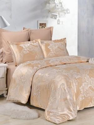 JC-31 Комплект постельного белья Сатин-жаккард (1,5 спальный)