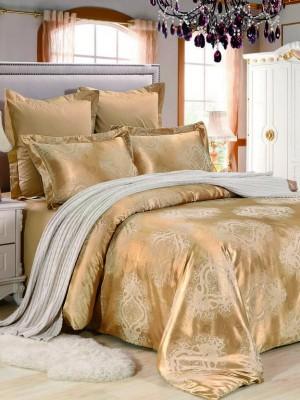 JC-123 Комплект постельного белья Сатин-жаккард (1,5 спальный)