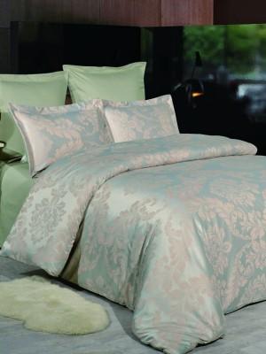 JC-46 Комплект постельного белья Сатин-жаккард (1,5 спальный)