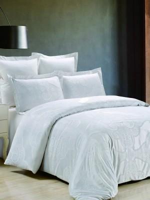 JC-33 Комплект постельного белья Сатин-жаккард (1,5 спальный)