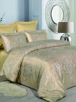 JC-47 Комплект постельного белья Сатин-жаккард (1,5 спальный)