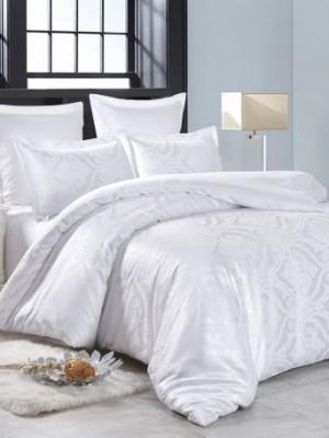 JC-69 Комплект постельного белья Сатин-жаккард (1,5 спальный)