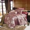 JC-14 Комплект постельного белья Сатин-жаккард (1,5 спальный)
