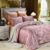 JC-131 Комплект постельного белья Сатин-жаккард (2х спальный)