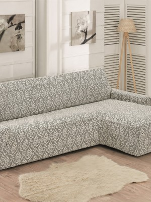 2913 Чехол на диван угловой правосторонний