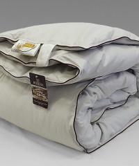 Одеяло пуховое кассетное «Ружичка» Евро