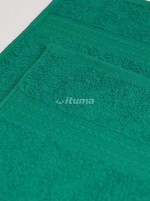 Морская волна 100х180 Полотенца махровое 1 шт ITUMA