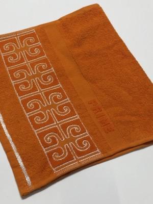 Оранжевый Prime 70х130 хлопок М полотенце (1шт) Фиеста