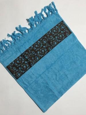 Бирюза Classik 70х130 бамбук полотенце (1шт) Фиеста