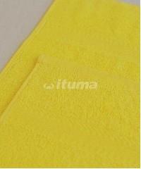 Лимонное 40х70 Полотенца махровое 1 шт ITUMA