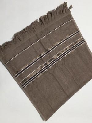 Бежевый Econik 70х130 бамбук полотенце (1шт) Фиеста