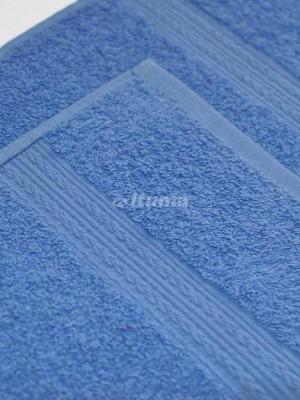 Голубое 70х140 Полотенца махровое 1 шт ITUMA
