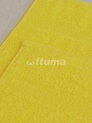 Лимонное 70х140 Полотенца махровое 1 шт ITUMA
