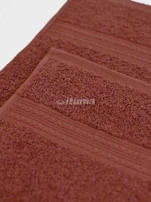 Шоколад 100х180 Полотенца махровое 1 шт ITUMA