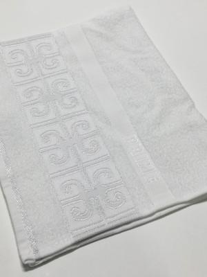 Белый Prime 70х130 хлопок М полотенце (1шт) Фиеста