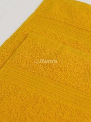 Желтое 70х140 Полотенца махровое 1 шт ITUMA