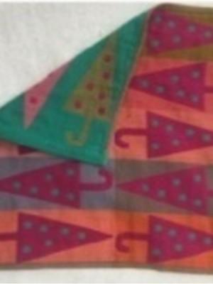 N36 Веселые зонтики Т-Л 34х34 ( 20шт ) салфетка 7-Я