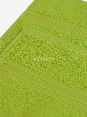 Зеленое 70х140 Полотенца махровое 1 шт ITUMA