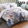 SMX-09 Комплект постельного белья Евро размера из Сатина премиум