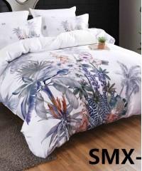 SMX-11 Комплект постельного белья Евро размера из Сатина премиум