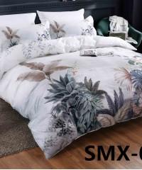 SMX-14 Комплект постельного белья Евро размера из Сатина премиум