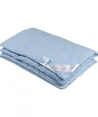 Детское пуховое одеяло «Серый гусенок» 110x140 см