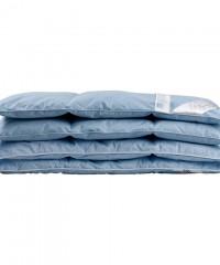 Детское пуховое одеяло «Серый гусенок» 118x118 см