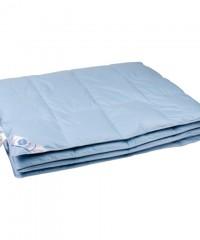 """Купить одеяло кассетное теплое """"Дуэт"""" 172х205 см наполнитель: серый пух водоплавающей птицы первой категории"""