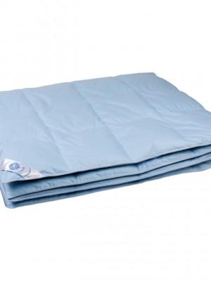 """Купить одеяло кассетное теплое """"Дуэт"""" 240х220 см наполнитель: серый пух водоплавающей птицы первой категории"""