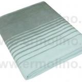 Серо-голубой ( Мегаполис ) Байковое жаккард 215х150 100% х/б арт. 5772ВЖК Ермолино одеяло