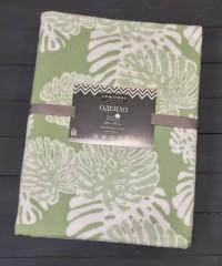 Омела Монстера 5772ВЖК Премиум 212х150 100% х/б Байковое жаккард Ермолино одеяло