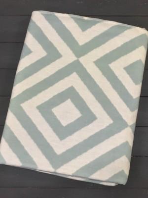 Ромбы 5772ВЖК/М 205х150 100% х/б Байковое жак Ермолино одеяло