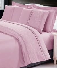 комплект постельного белья Сатин-жаккард Cleo1