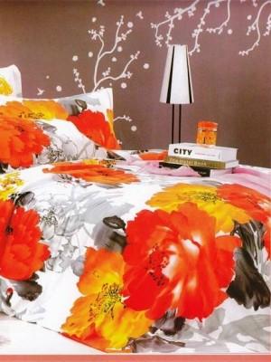MF-29 комплект постельного белья микрофибра Valtery 1,5 спальный