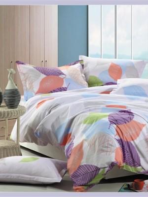 MF-41 комплект постельного белья микрофибра Valtery 1,5 спальный